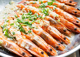 steamed_garlic_prawns