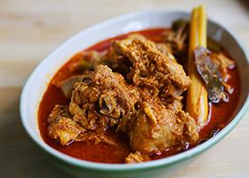 chicken-rendang