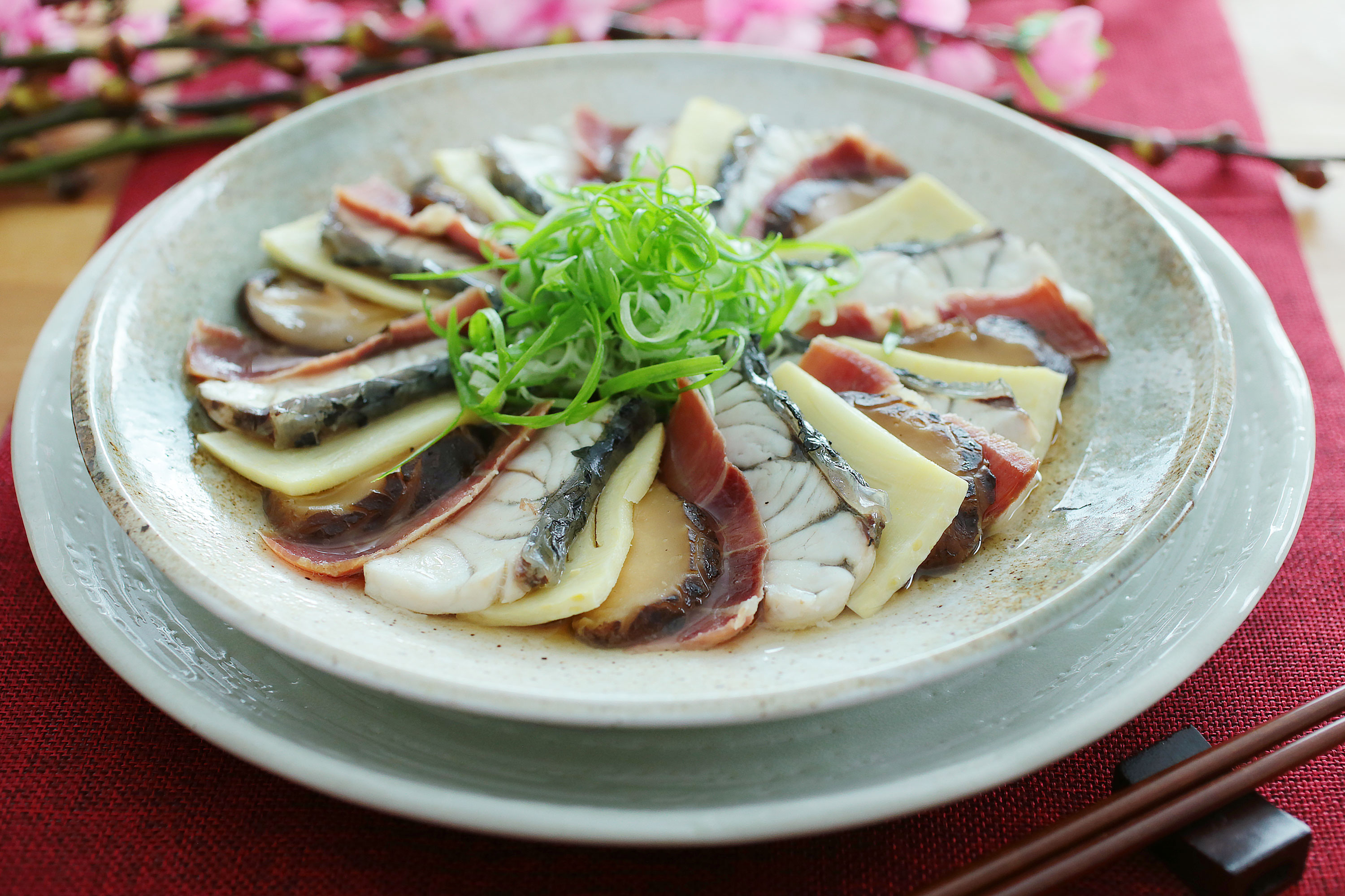 Steamed Barramundi with Chinese Ham_small