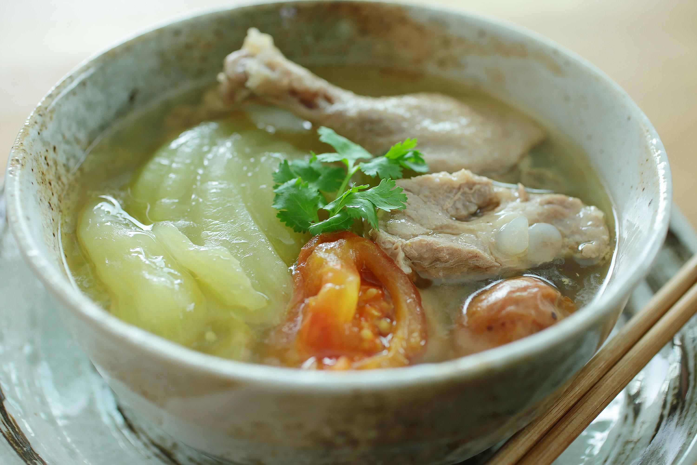 salted-veg-duck