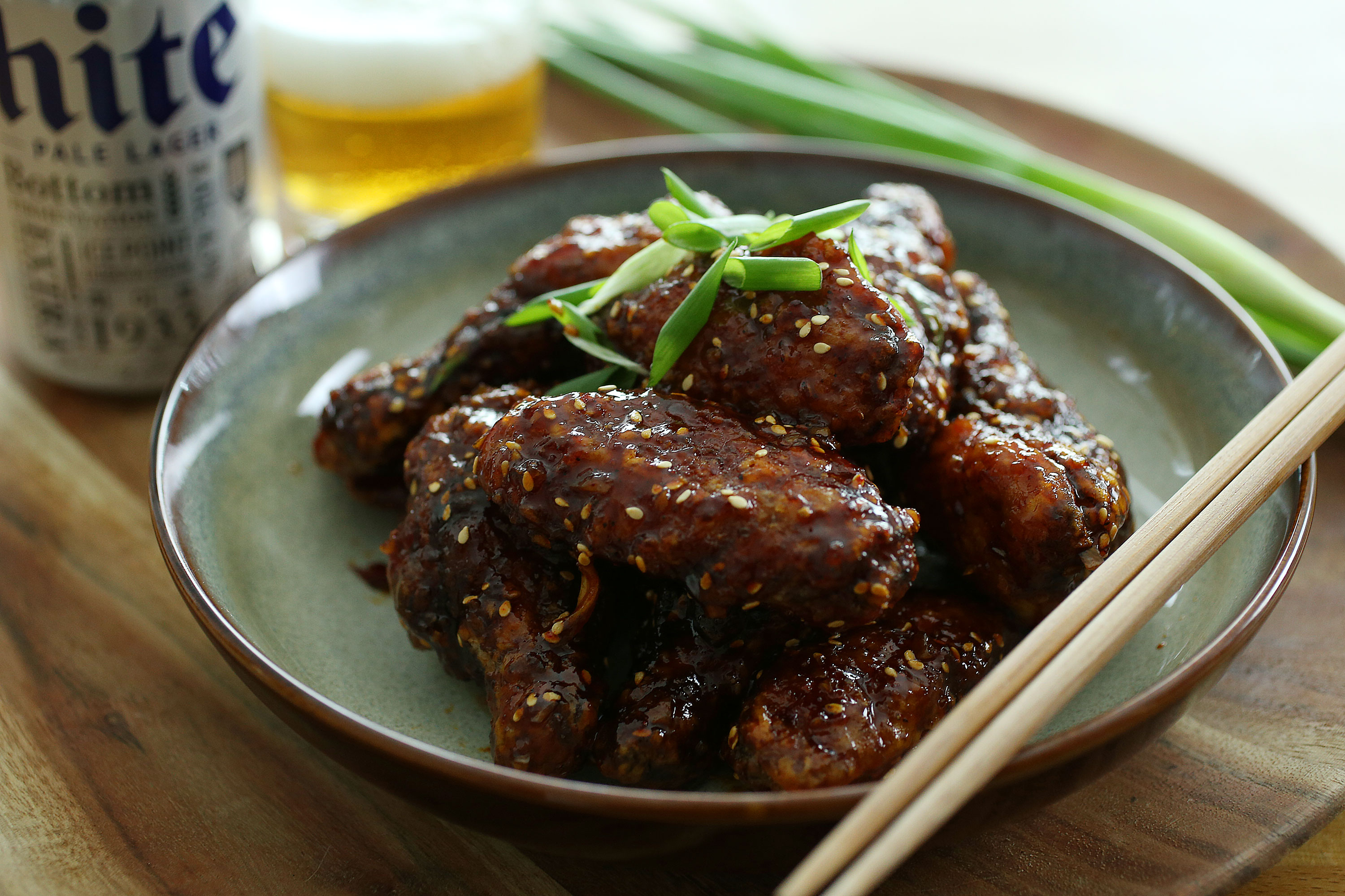 Korean Fried Chicken - 韩式炸鸡