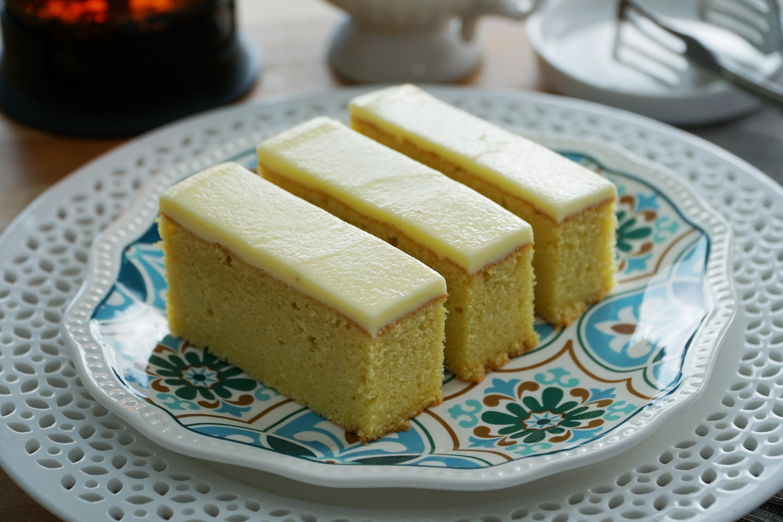 Almond Suji Cake - 苏芝蛋糕