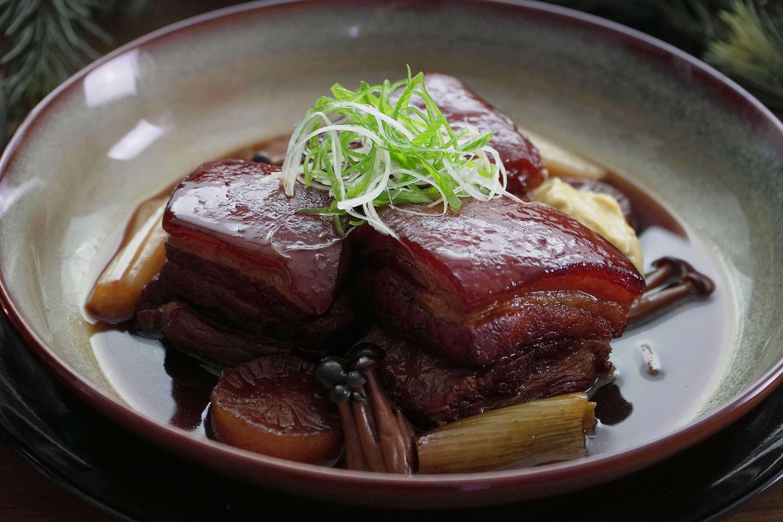 Buta Kakuni - 猪肉角煮