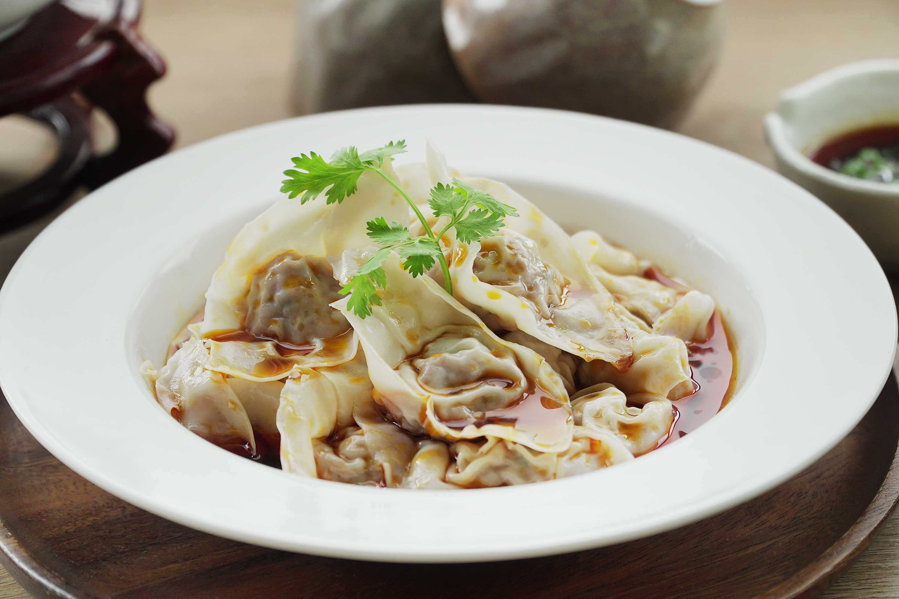 The meatmen your local cooking channel dumplings in chilli oil forumfinder Gallery
