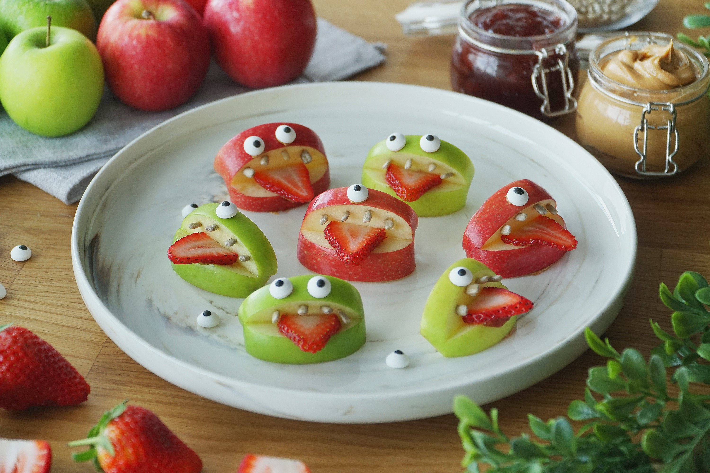 Silly Fruit Bites