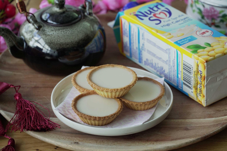 Soy Milk Tart - 豆花挞