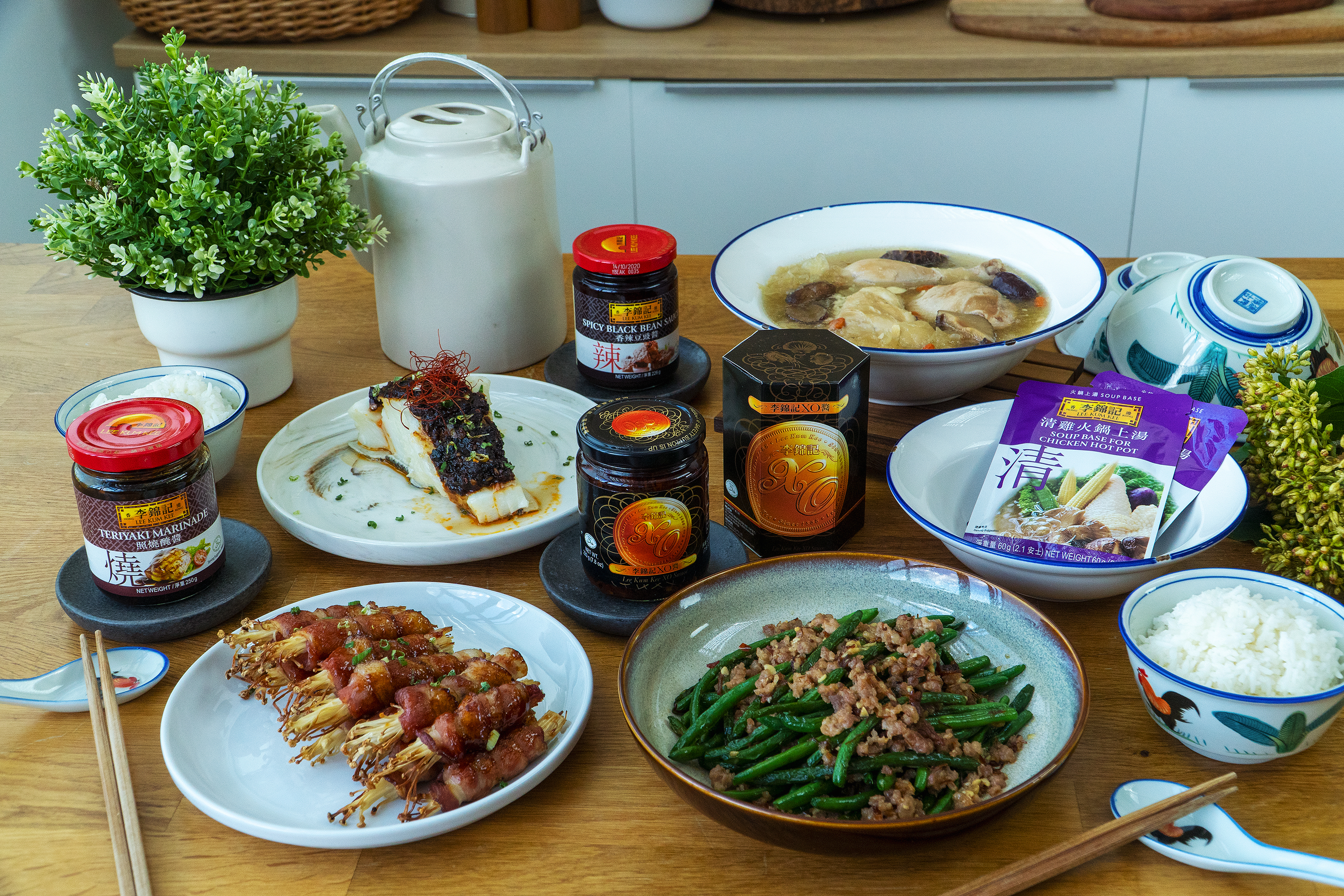 3 Dish and 1 Soup Episode 2 – 三菜一汤