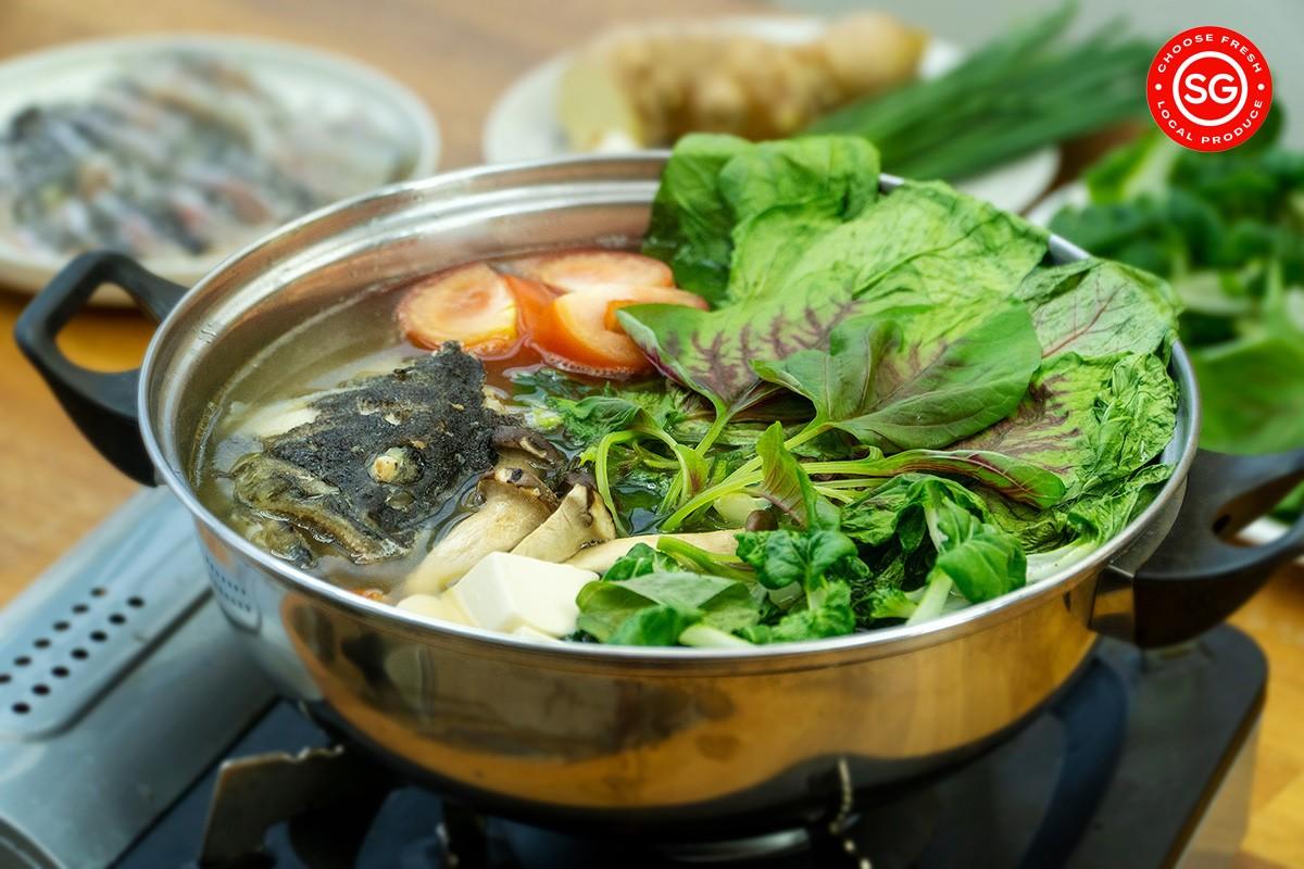 Fish Head Steamboat - 鱼头炉